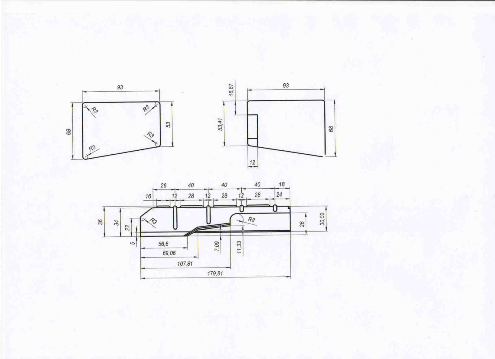 Как сделать из бумаги винторез всс